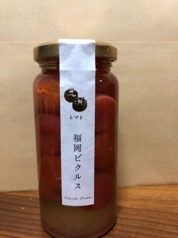 トマトピクルスのサムネイル